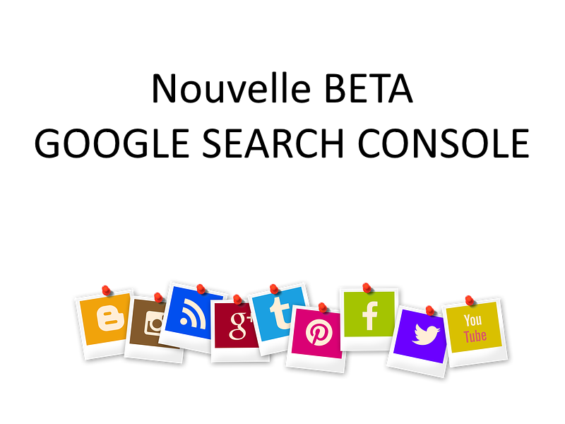 google search console beta 2018